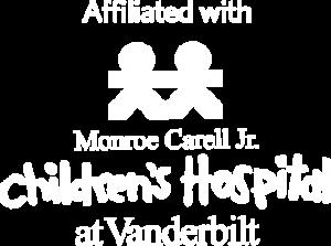 Affiliated With Monroe Carell Jr Children's Hospital at Vanderbilt